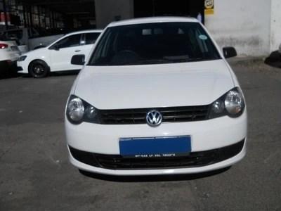 Used Volkswagen Polo Vivo 1 6 Trendline 2010 Model For