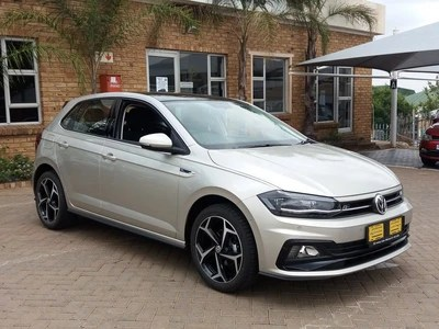 Used Volkswagen Polo 1 0 Tsi Comfortline Dsg For Sale In