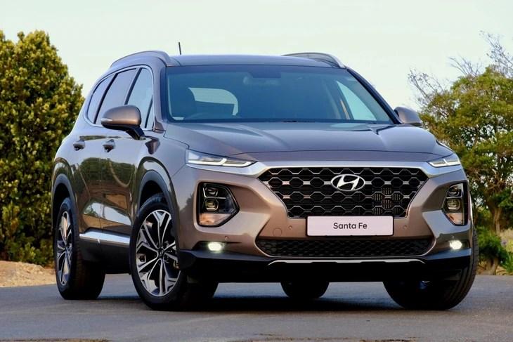 Hyundai Santa Fe 2018 Launch Review Cars Co Za
