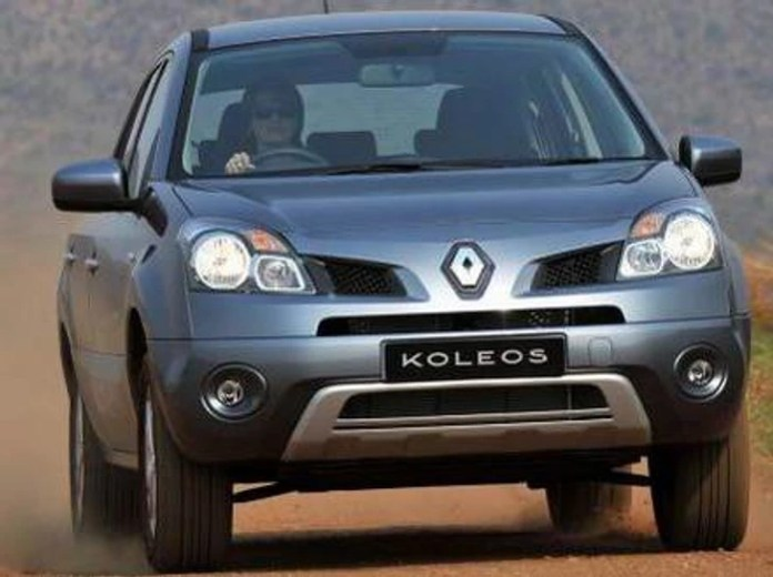 Renault Koleos 2 0 Dci 4x4 Dynamique Premium Driving Impression Cars Co Za