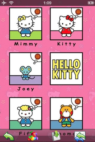 Hello Kitty Hd Wallpapers 33 App For Ipad Iphone Photo Video