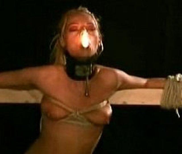 Slave Livia Extreme Restraints Bondage Training Part 3