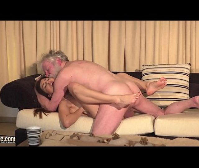 White Hair Old Man Fucks Teen Pussy So Tight And Young Hardcore Fucking Xnxx Com