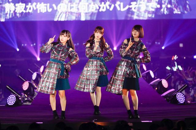 けやき坂46(C)takagi presents TGC KITAKYUSHU 2018 by TOKYO GIRLS COLLECTION