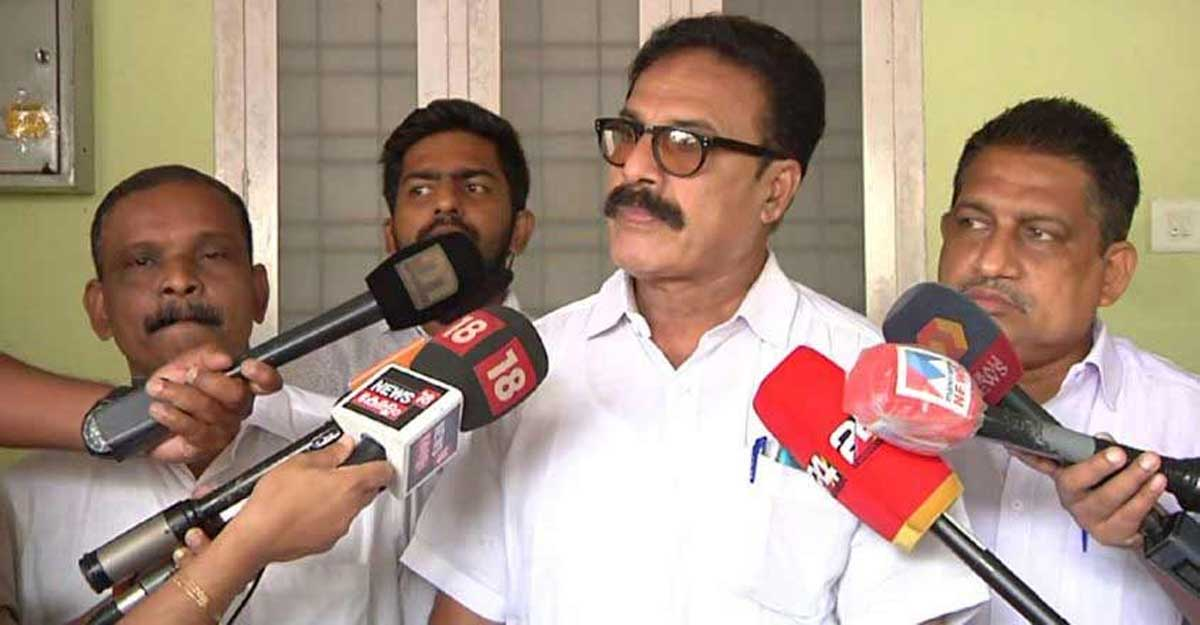 The police do not respect;  Thrissur mayor's letter to DGP |  MK Varghese