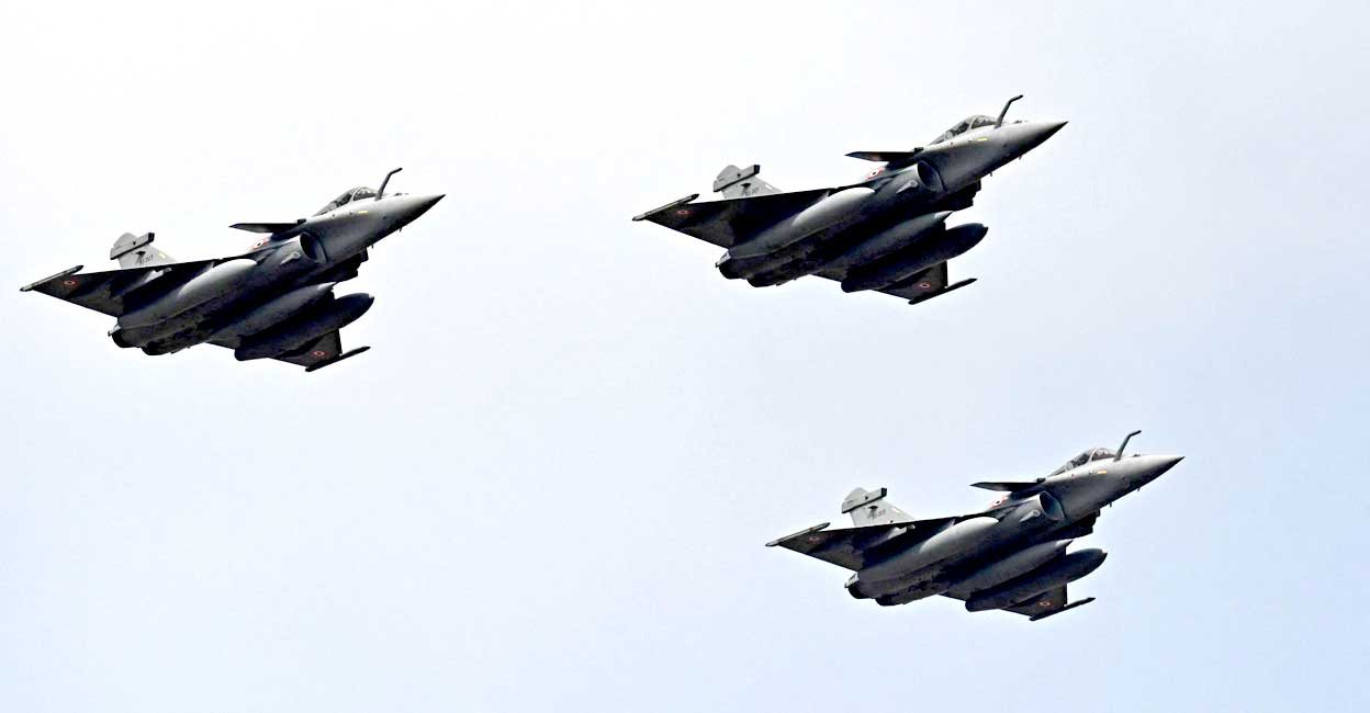 Irregularities in the raffle deal;  Investigation launched in France |  Rafale