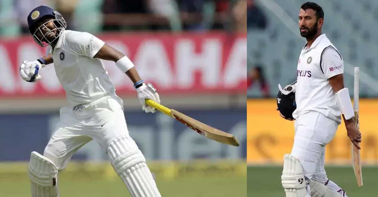 If there is a replacement for Pujara, it will be Prithviraj Shah: Brad Hogg  Prithvi Shaw, Pujara, Hogg