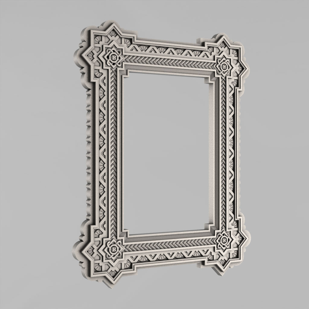 Frame Mirror Russia
