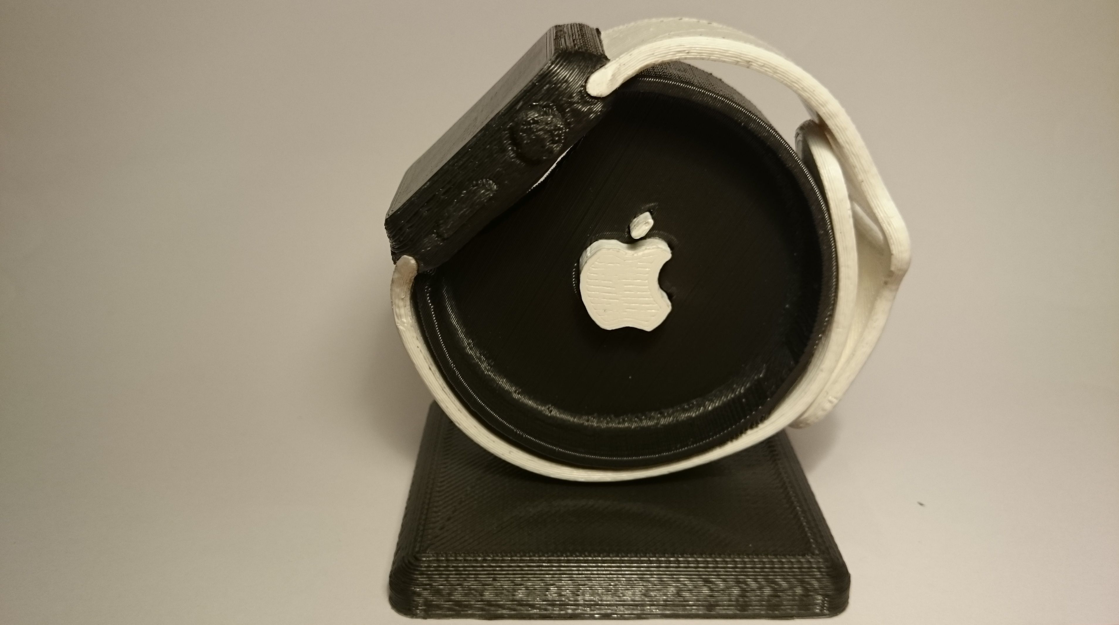 Apple Watch Stand 3d Model 3d Printable Stl