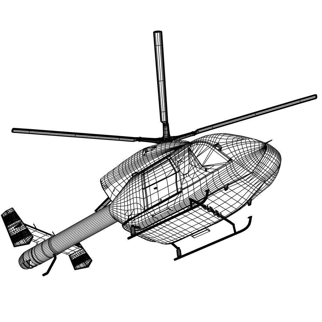 Md 900 Explorer Helicopter