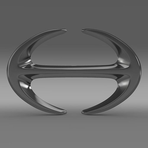 Hyundai Sports Car Emblem