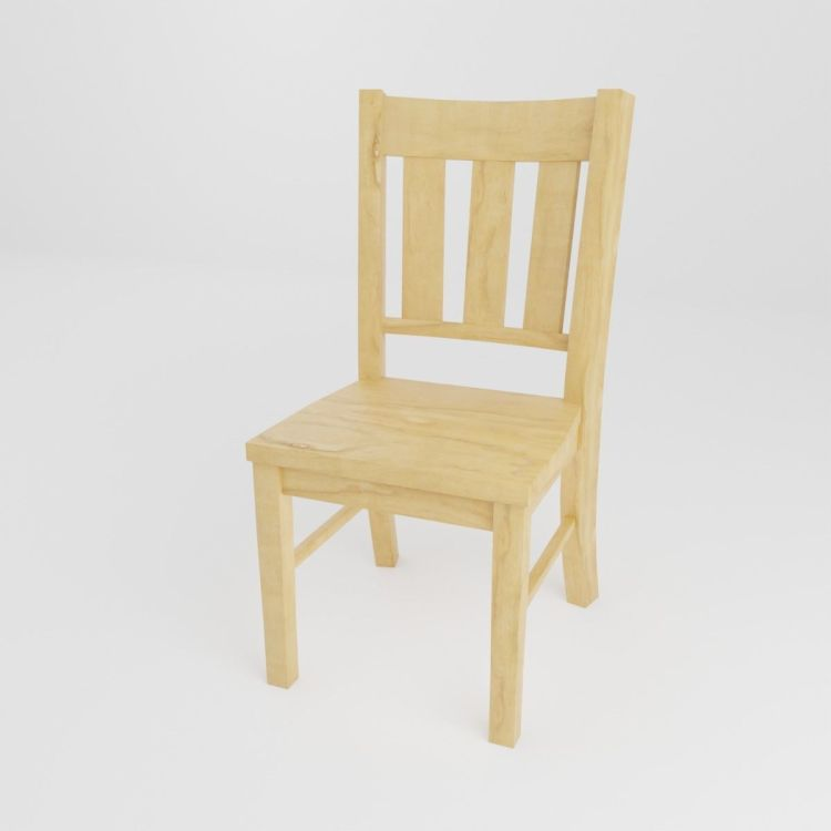 model kursi sederhana