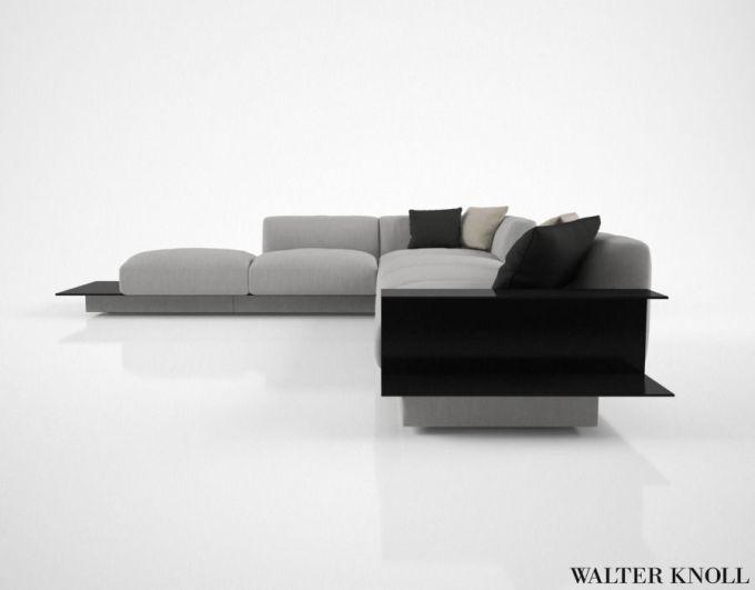 Walter Knoll Corner Sofa | Thecreativescientist.com