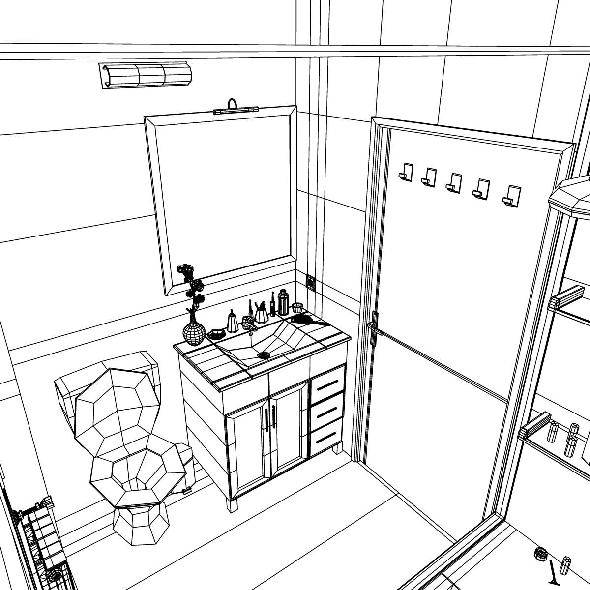 Bathroom Architectural Designs