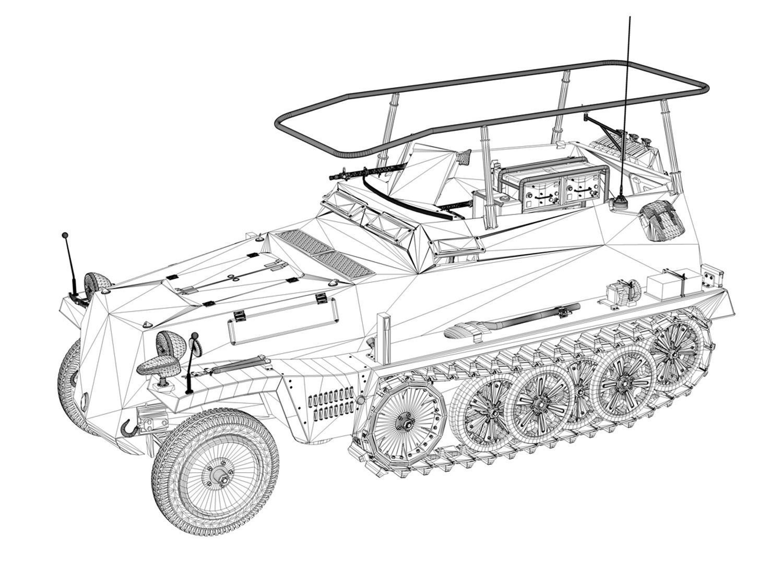 Sd Kfz 250 3