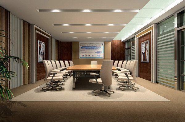 3D Model Meeting Room CGTrader