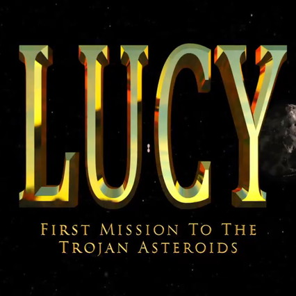 NASA presents Lucy, the space mission that will explore the fossil asteroids around Jupiter