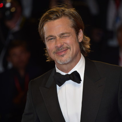 Brad Pitt ages but always likes: at 56 he is still the hottest star
