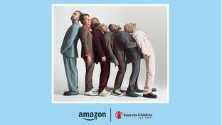 «Давайте перепишем будущее»: Amazon.it и Negramaro вместе, чтобы поддержать Save the Children