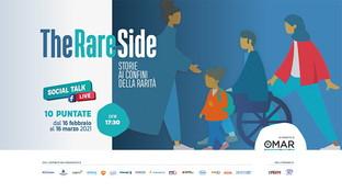 Parte #TheRAREside, un talk show online per svelare il lato sconosciuto delle malattie rare