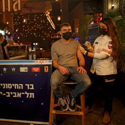 Covid, Israel eases restrictions after successful vaccination campaign |  Introduced a pass for the immunized