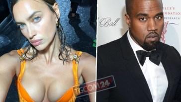 Irina Shayk e Kanye West stanno insieme, beccati in Provenza