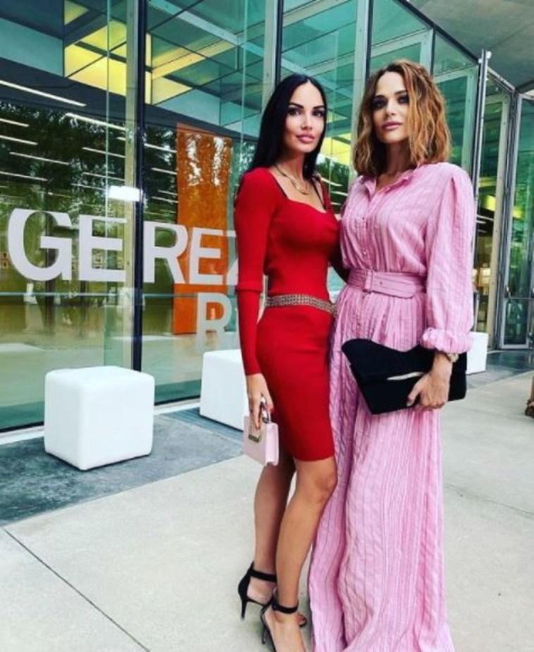 Laura Chiatti e Michela Quattrociocche a Roma, che bambole al fashion show