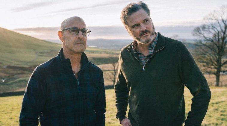 """""""Supernova"""", Colin Firth e Stanley Tucci tra amore e fine vita"""