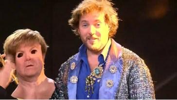 """""""Star in the star"""", Massimo Di Cataldo (Elton John) è l'eliminato della prima puntata"""