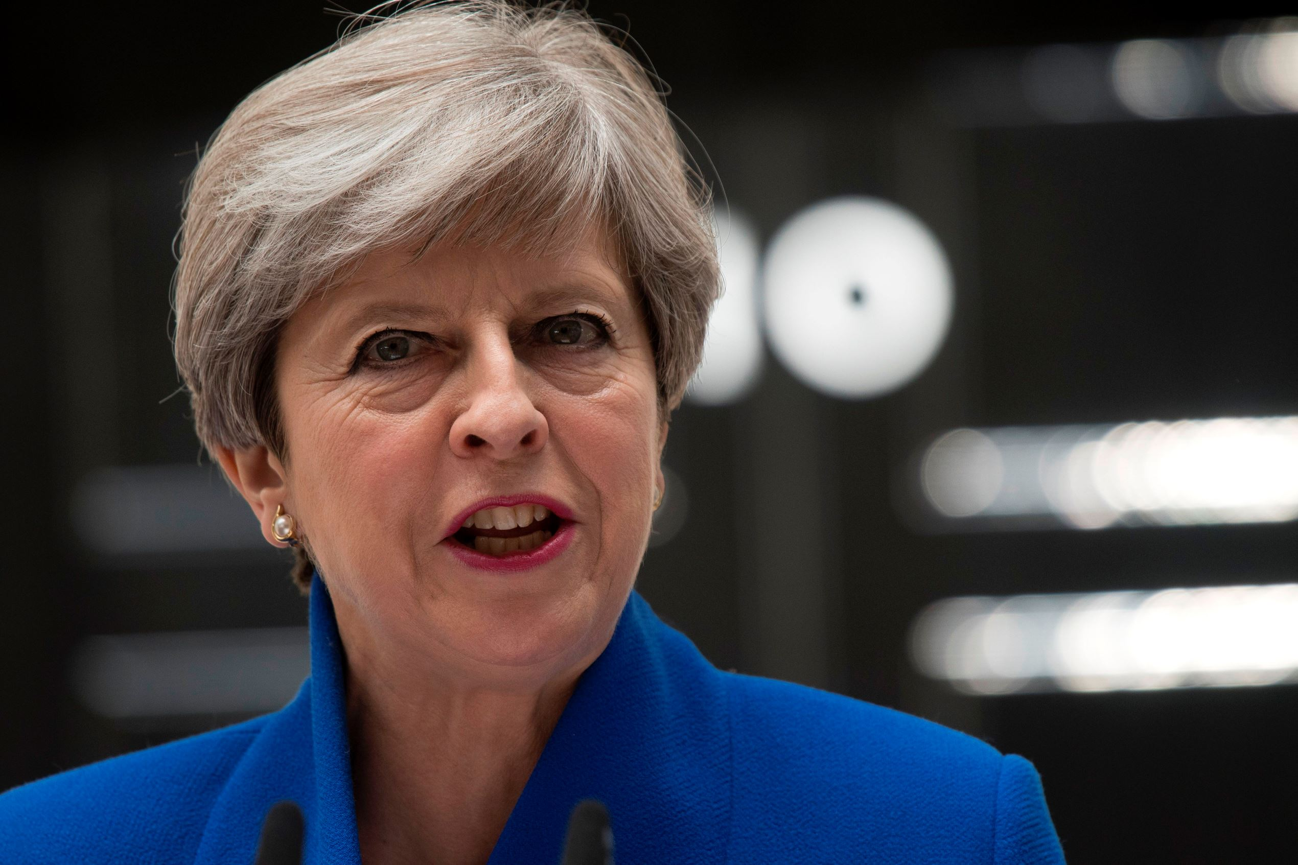 The knives are out for Theresa May as Tory MPs say tainted leader must 'consider her position'