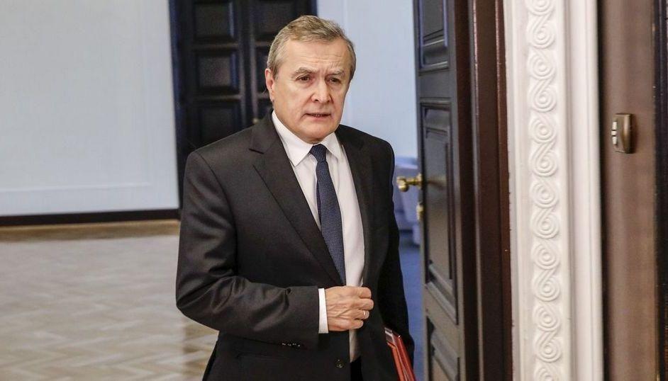 Wicepremier Piotr Gliński miał zaległości w płaceniu abonamentu RTV