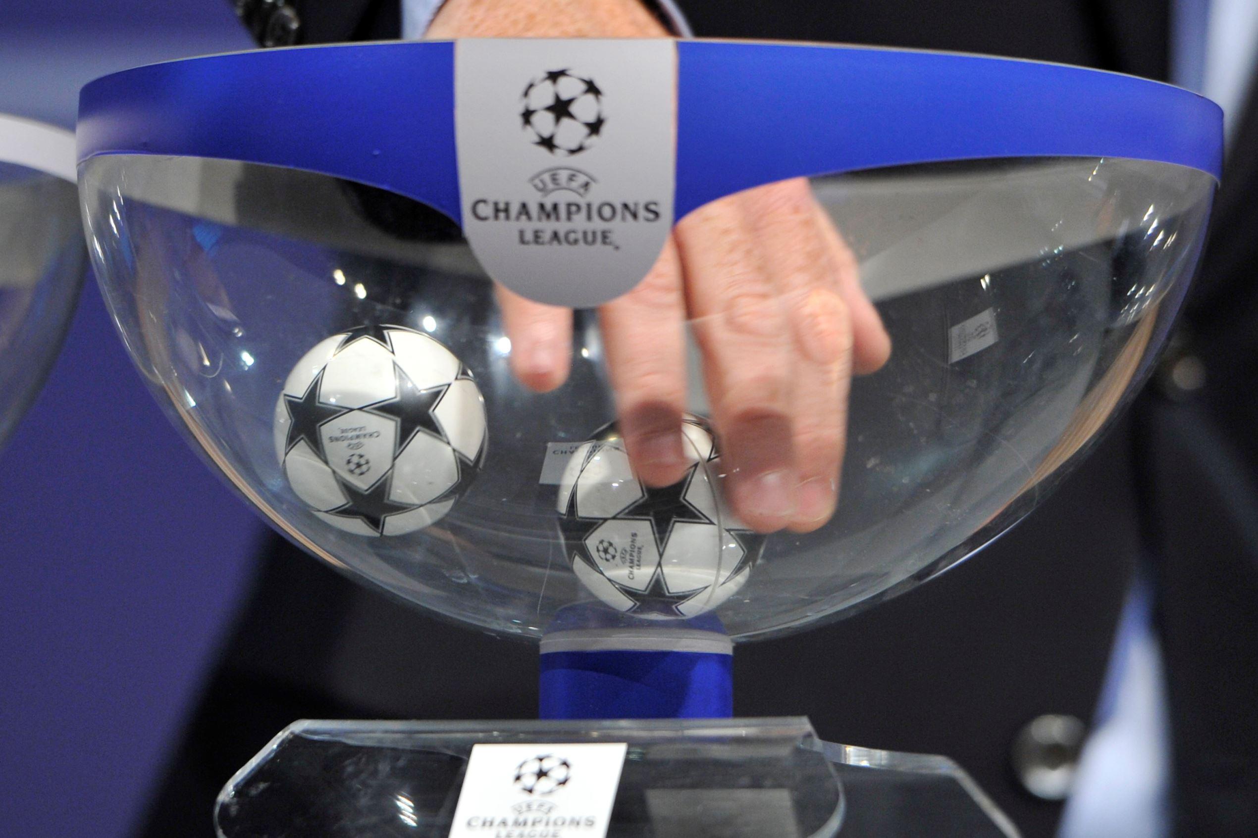 Fortuna para el Atlético y rivales duros para Madrid y Barça con la ventaja de que jugarán la vuelta en casa.