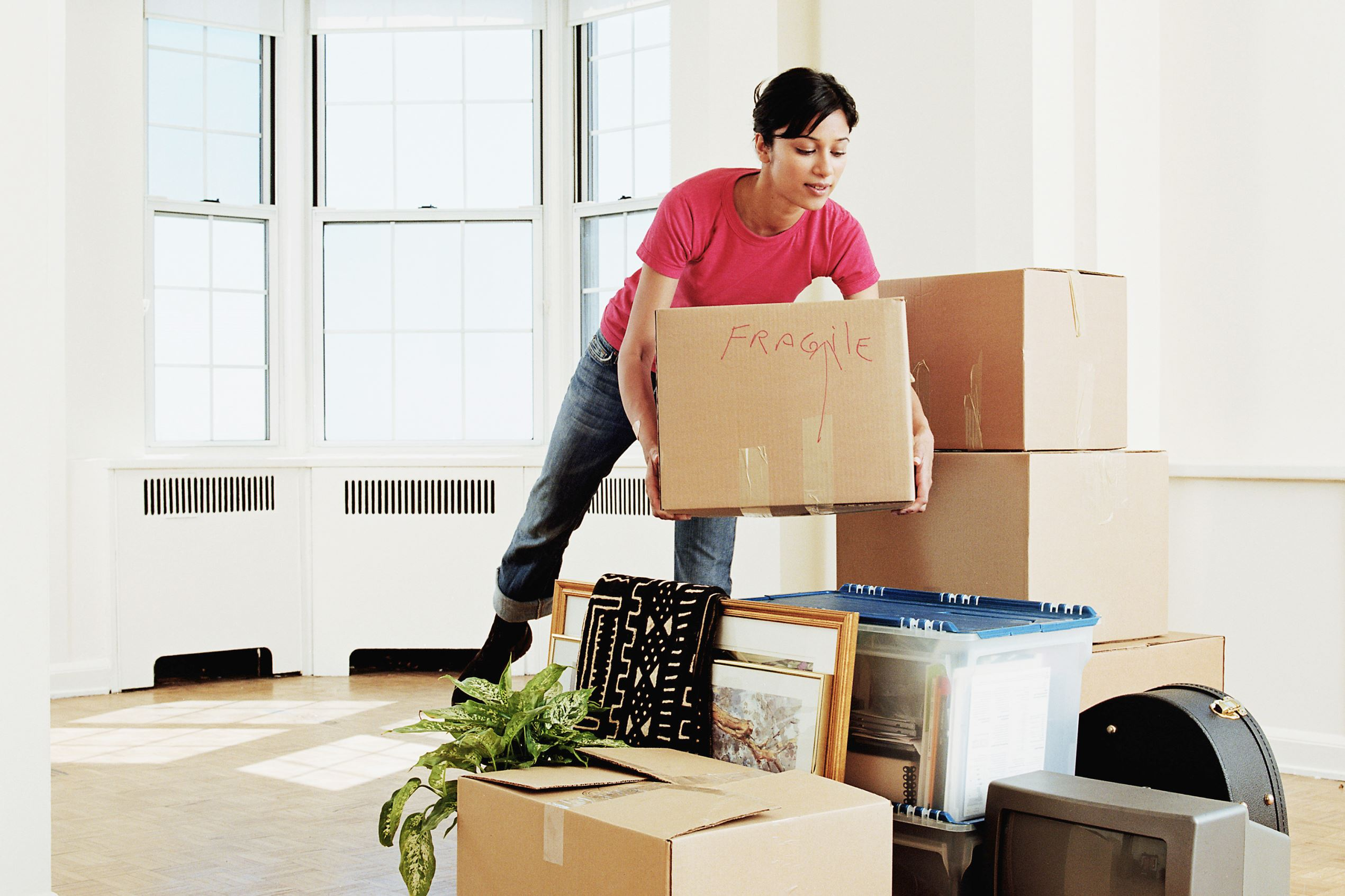 It is possible moving to another town would put you in line for a homebuyer assistance program that is not available to you now.