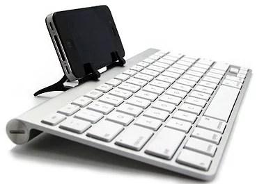 Her tür Bluetooth klavye ile telefonunuzu ya da iPadinizi kullanabilirsiniz