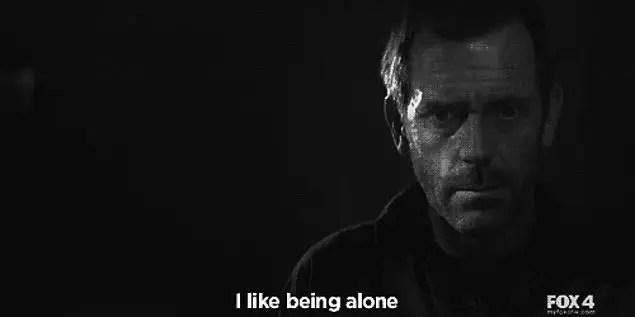 Yalnızlıktan korkmazlar. Onu severler, kucaklarlar...