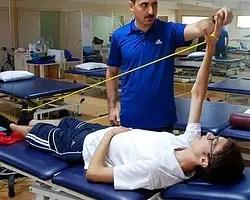 1.Fizik tedavi ile felçten kurtuldu!