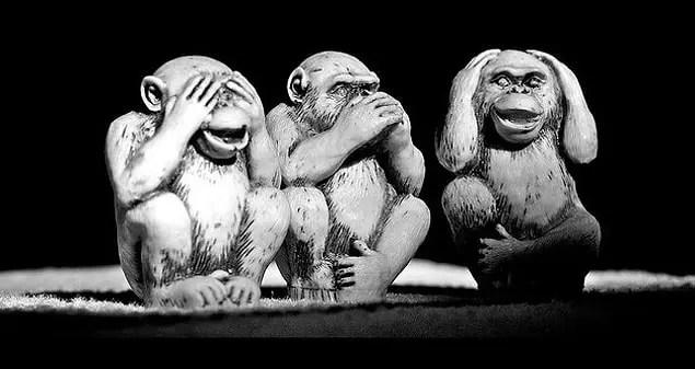 7. Cehalet ve çarpık doğrular: 3 katılımcı.