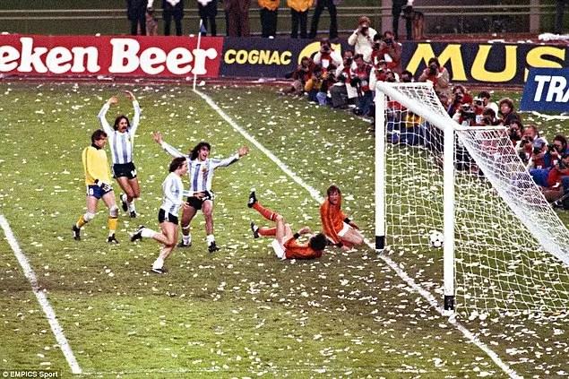 Arjantin - Hollanda / 1978