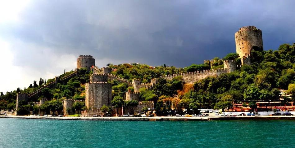 Istanbul Itinerary: Rumeli Hisari