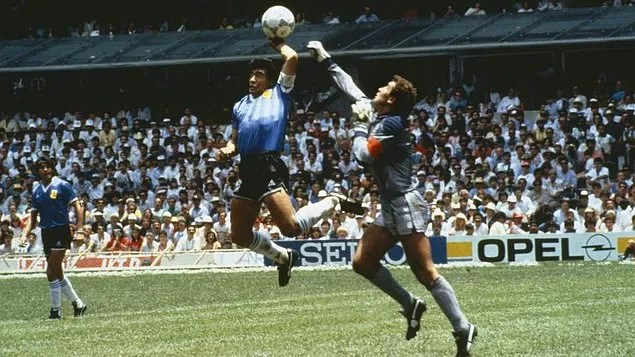 Arjantin - İngiltere / 1986
