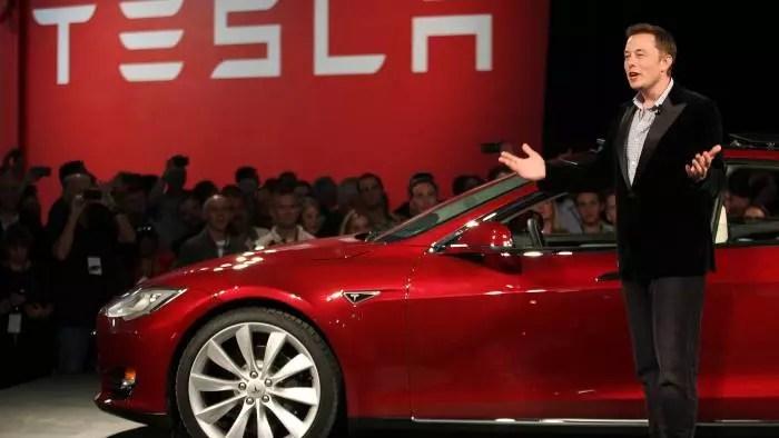 Elon Musk: 'Tesla Almayın!' - onedio.com