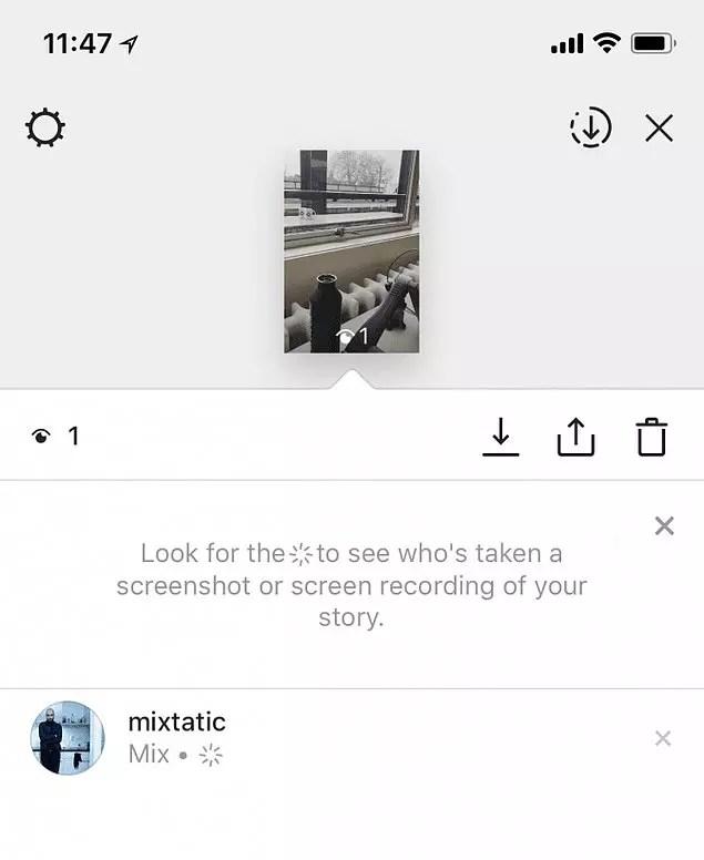 Bu merakımıza Instagram'ın yeni güncellemesi olarak paylaşılan şuna benzer görseller sebep oldu.