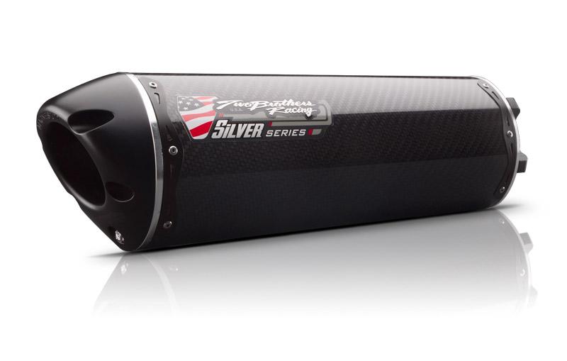 two brothers racing slip on silencer m2 carbon silencer 005 3050407vb