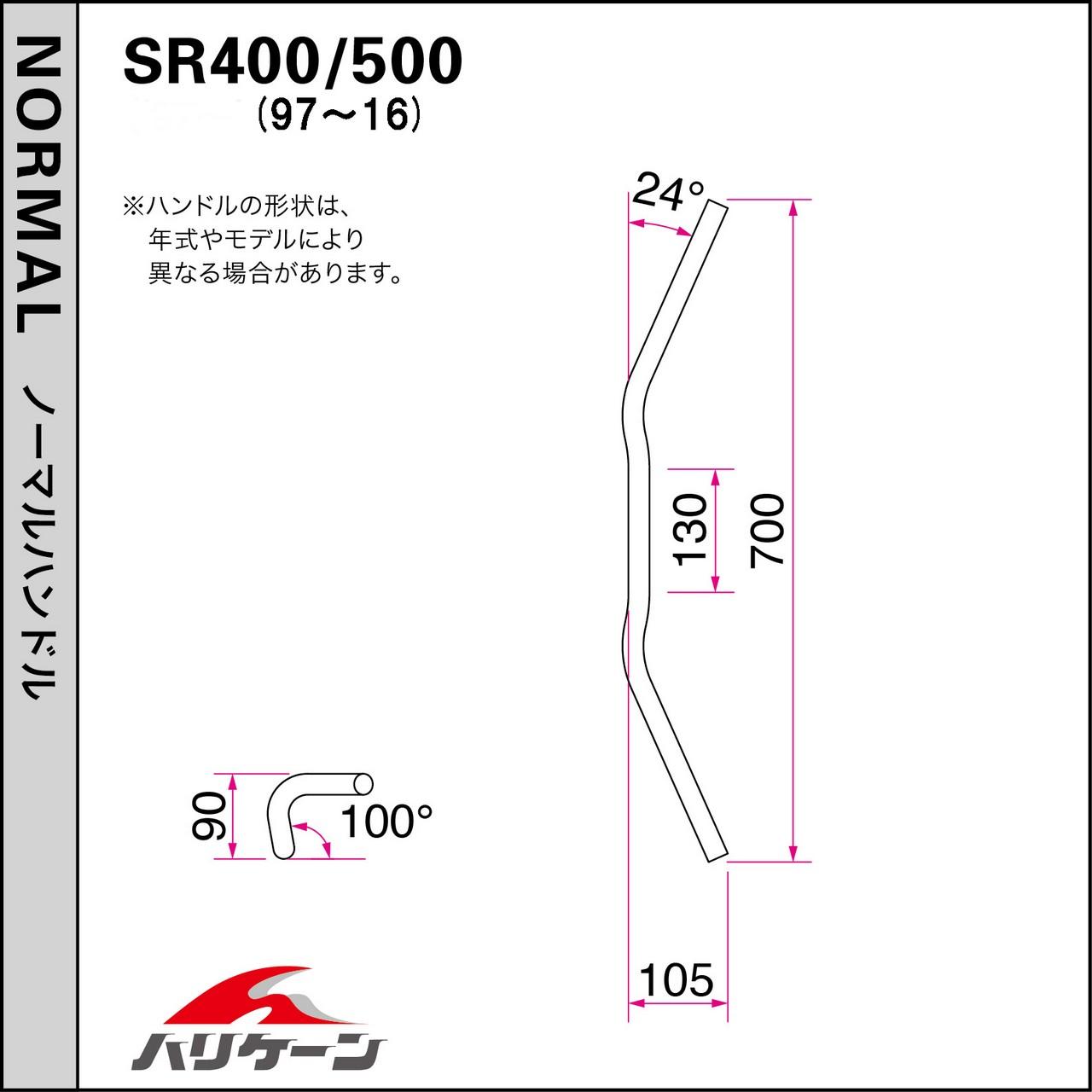 Yamaha Sr400 Handlebar Kits