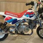 Customer S Motorcycle Foolook S Honda Monkey Baja Custom Webike