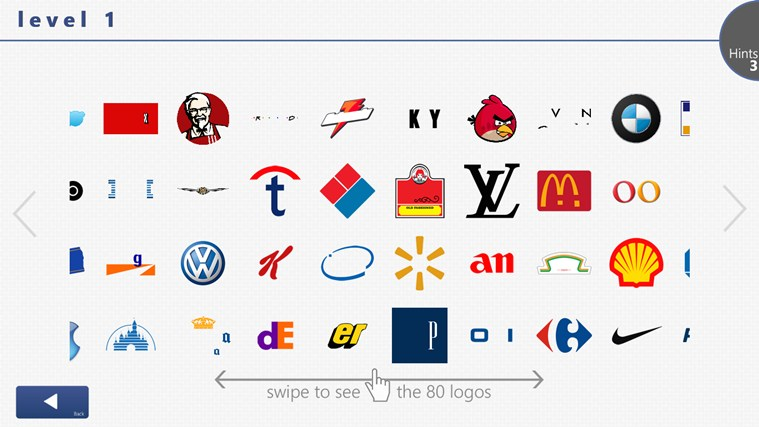 Logos Quiz+ Windows App