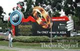 LOTR Exhibition in Singapore Report