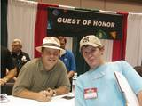 Sean A at GenCon 2003