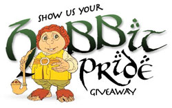 Show us Your Hobbit Pride Giveaway