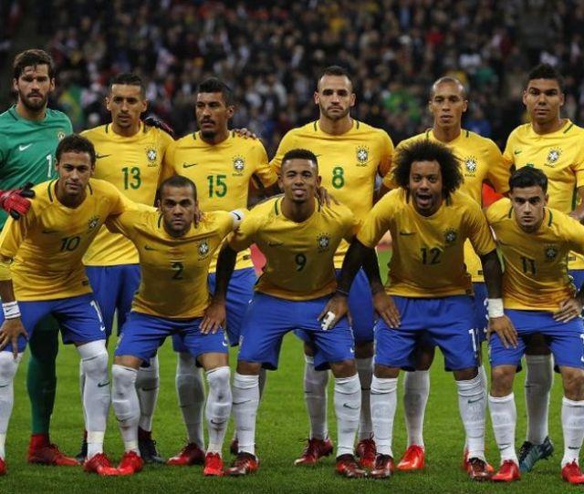 Umumkan Skuad Untuk Copa America  Timnas Brasil Buat Kejutan